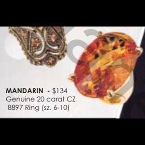 Jewels By Park Lane Mandarin Ring